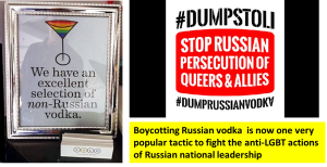 Boycott Russian Vodka