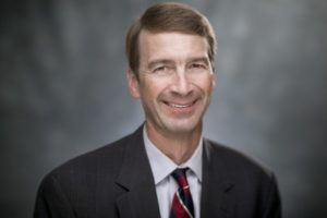 David Fountain, Duke Energy NC President (Photo from PR Newswire)