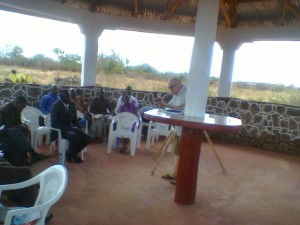 The Kimer-Kamba Cultural Centre in Mtito-Andei is now open and providing workshops for local leaders to address issues of discrimination and diversity.