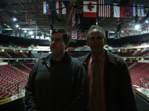 The Carolina Hurricanes 5th annual Enable America Mentoring Career Day