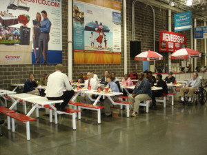 Costco of Durham's first Enable America Career Exploration Day