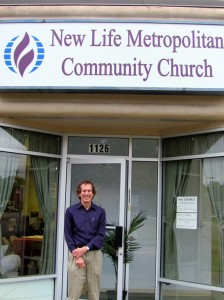 I delivered two workshops and preached at New Life MCC in Norfolk Sept 20-22
