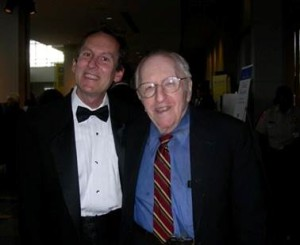 I got to meet Dr. Frank Kameny in October, 2009, two years before he passed.