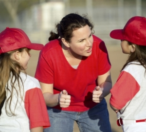 A good coach instructs, prompts and inspires people to achieve significant goals
