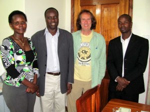 In my last trip to Africa, I did have many excellent meetings with small groups of open-minded Kenyan leaders