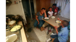 The poverty rate among Black Americans is nearly double the general population, and particularly impacts women and children