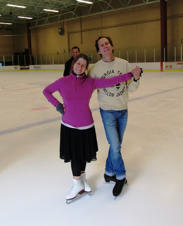 This Year I Once Again Attended The Dorothy Hamill Adult Figure Skating Camp And My