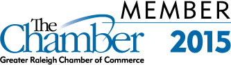 Greater Raleigh Chamber of Commerce Member 2015