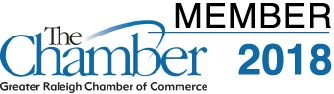 Greater Raleigh Chamber of Commerce Member 2018